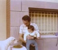 Lampo nel 1976