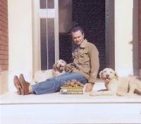 Rick e Lampo nel 1983