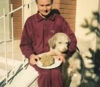 Rudy nel 1994 bis